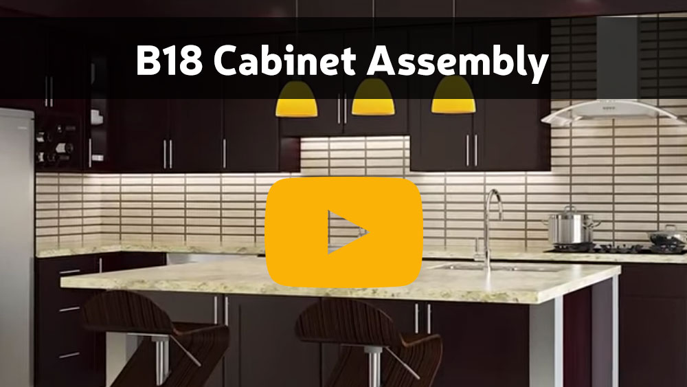 Cabinet Assembly Instructions Cabinets Warehouse